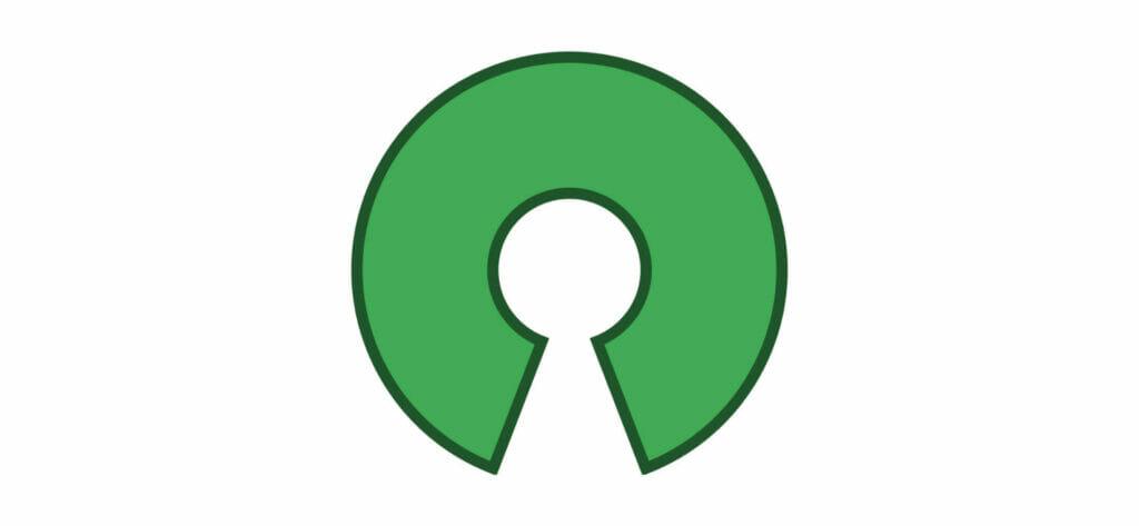 open source logo