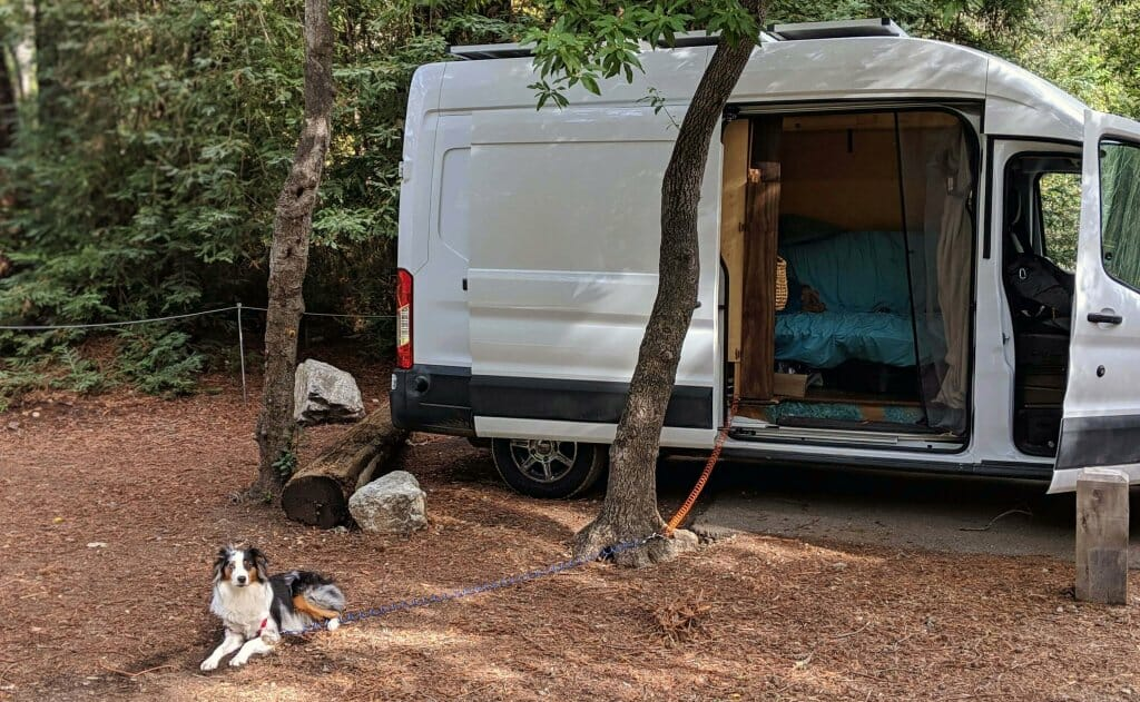 Live the #Vanlife