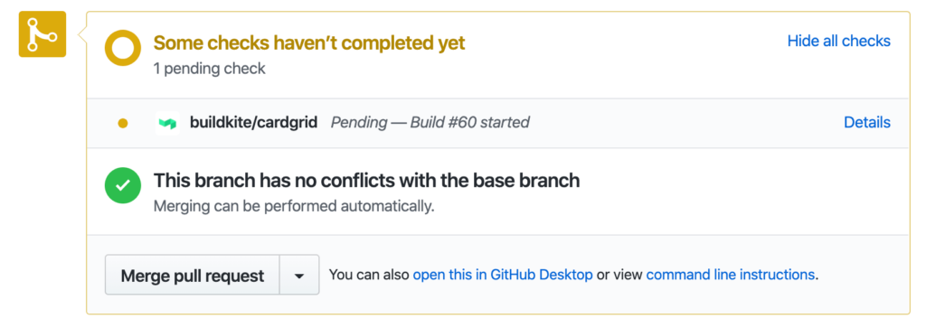 Unity Could Build free with GitHub integration
