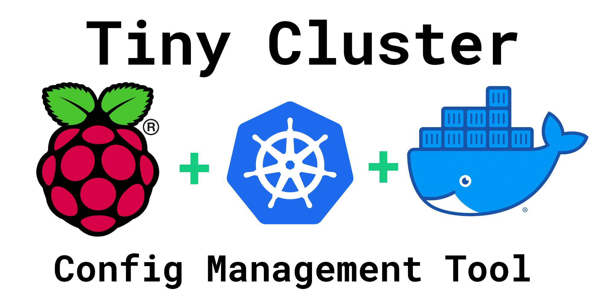 Raspberry Pi Config Management with Kubernetes