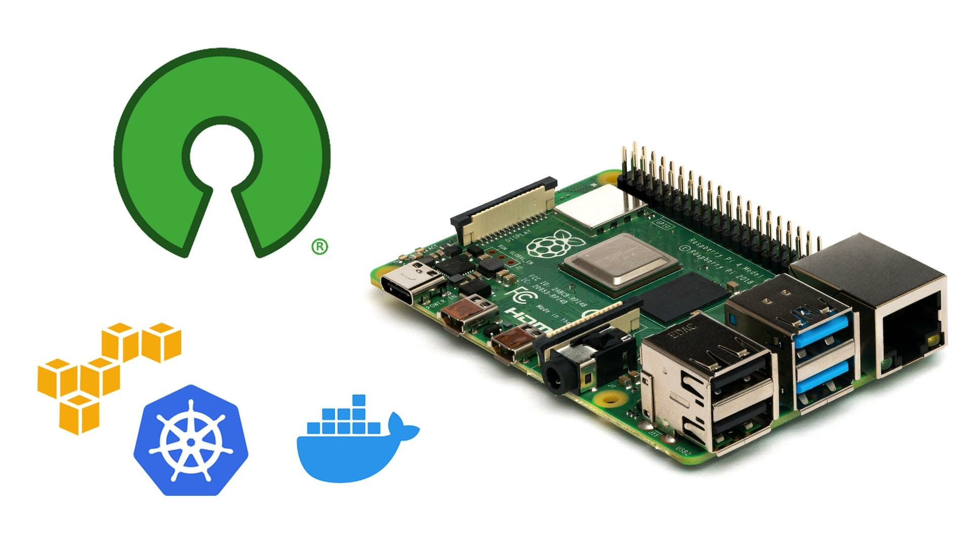 technical breakdowns open source raspberry pi docker kubernetes aws