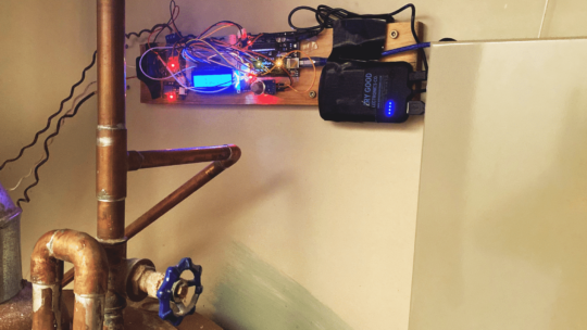 hvac arduino diy learning thermostat