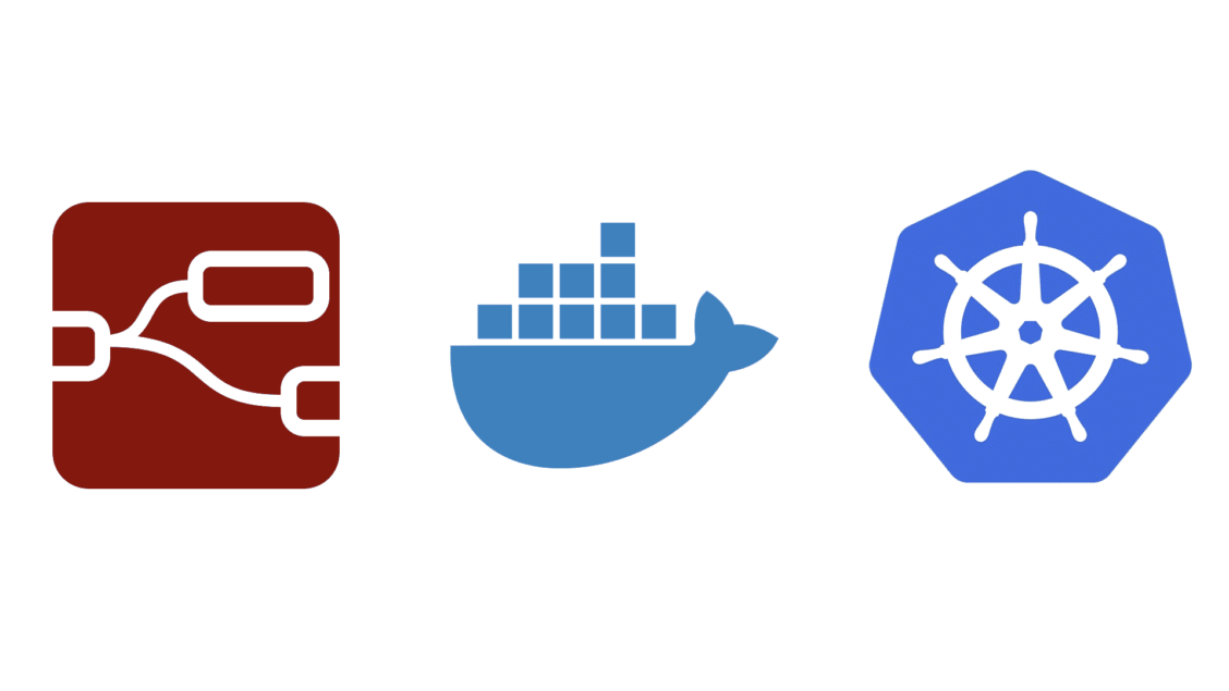 node-red docker kubernetes
