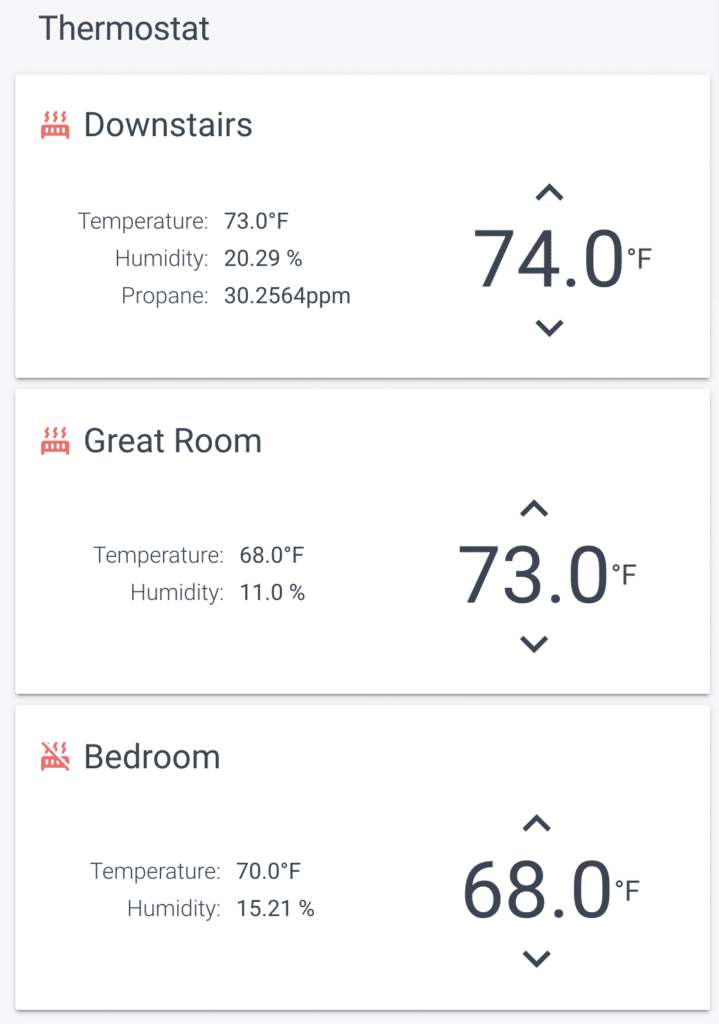 how to replace a thermostat with Home Assistant