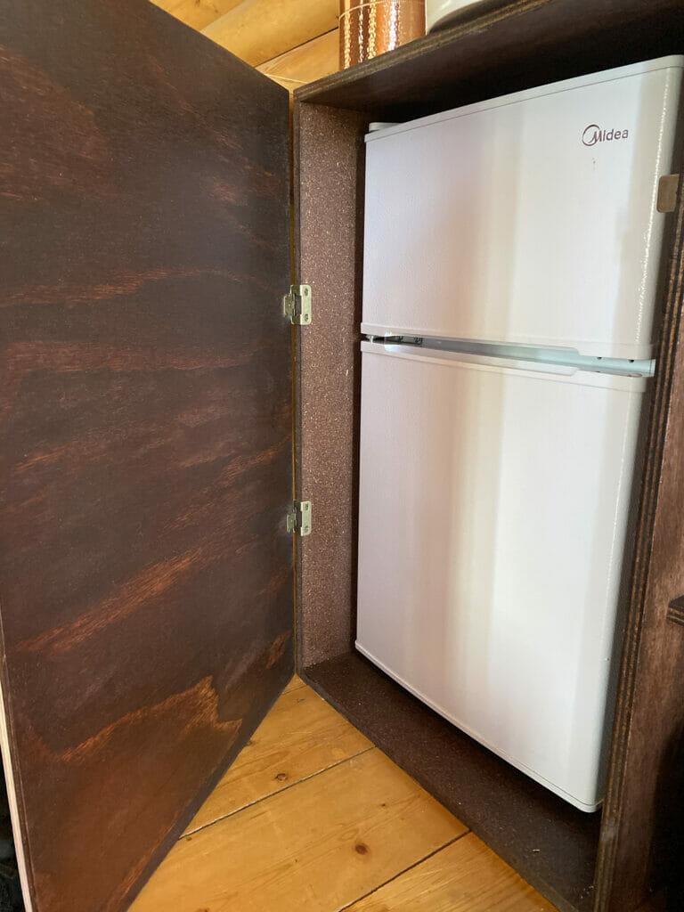 diy cnc bar cart cabinet door