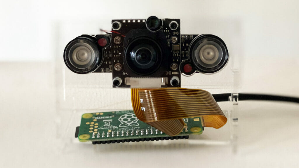 raspberry pi security camera with arducam