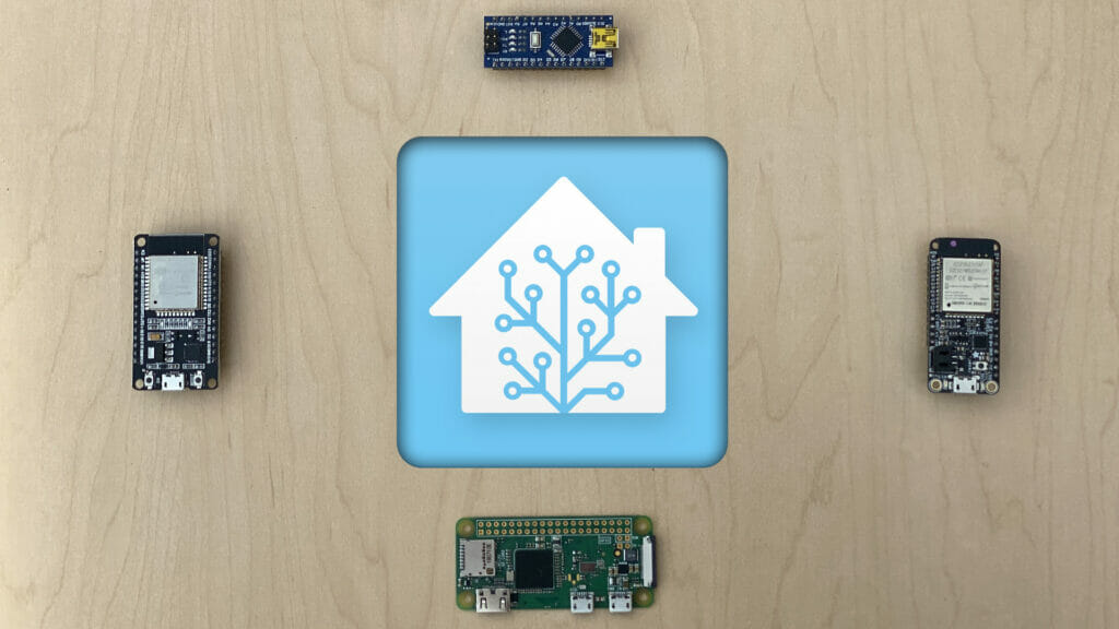 iot projects with raspberry pi, arduino, and home assistant