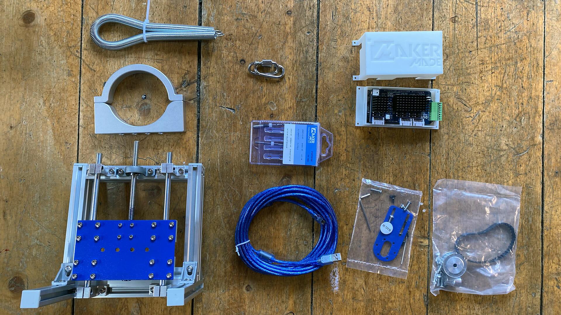 MakerMade Maslow Review: M2 Upgrade Kit