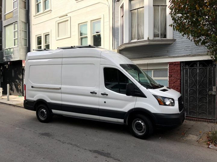 my ford transit van
